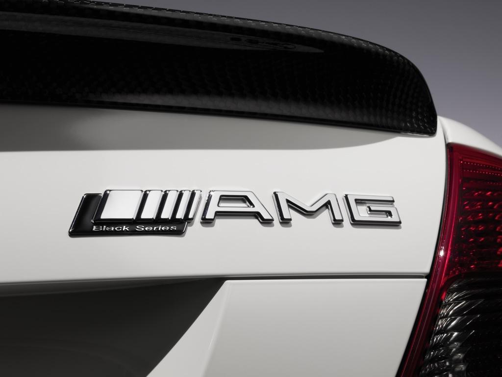 187 Clk 63 Amg Black Series C209 Mercedes Seite