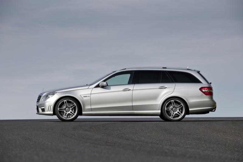 187 E 63 Amg S212 Mercedes Seite