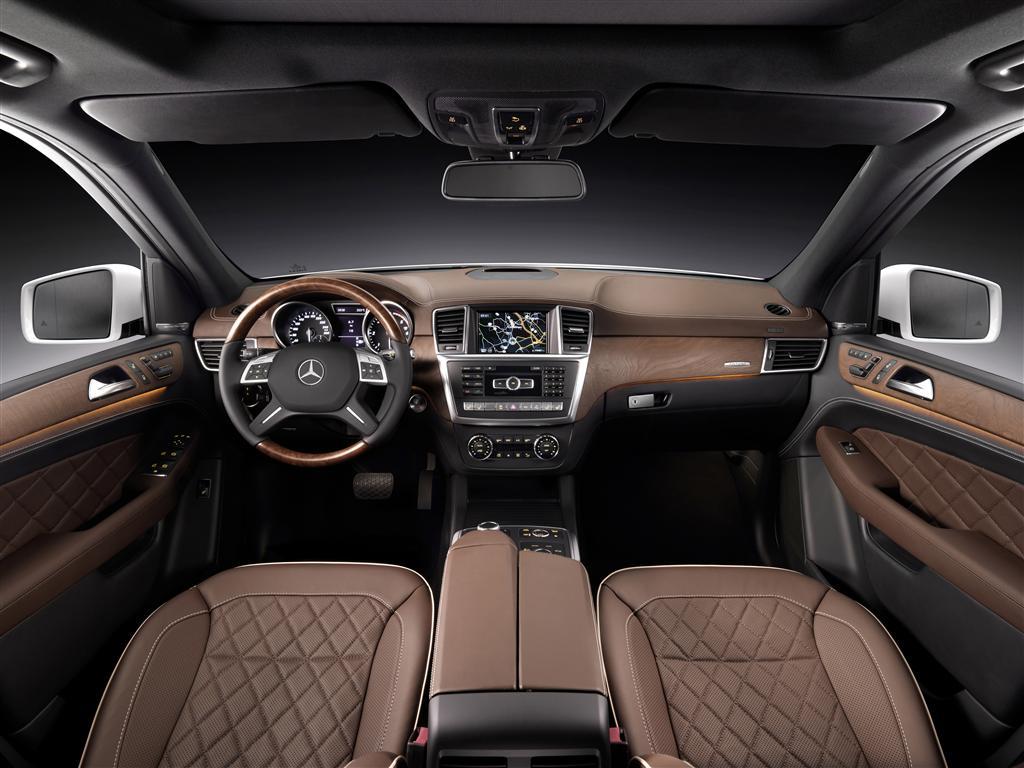 187 Ml 350 Edition 1 W166 Mercedes Seite