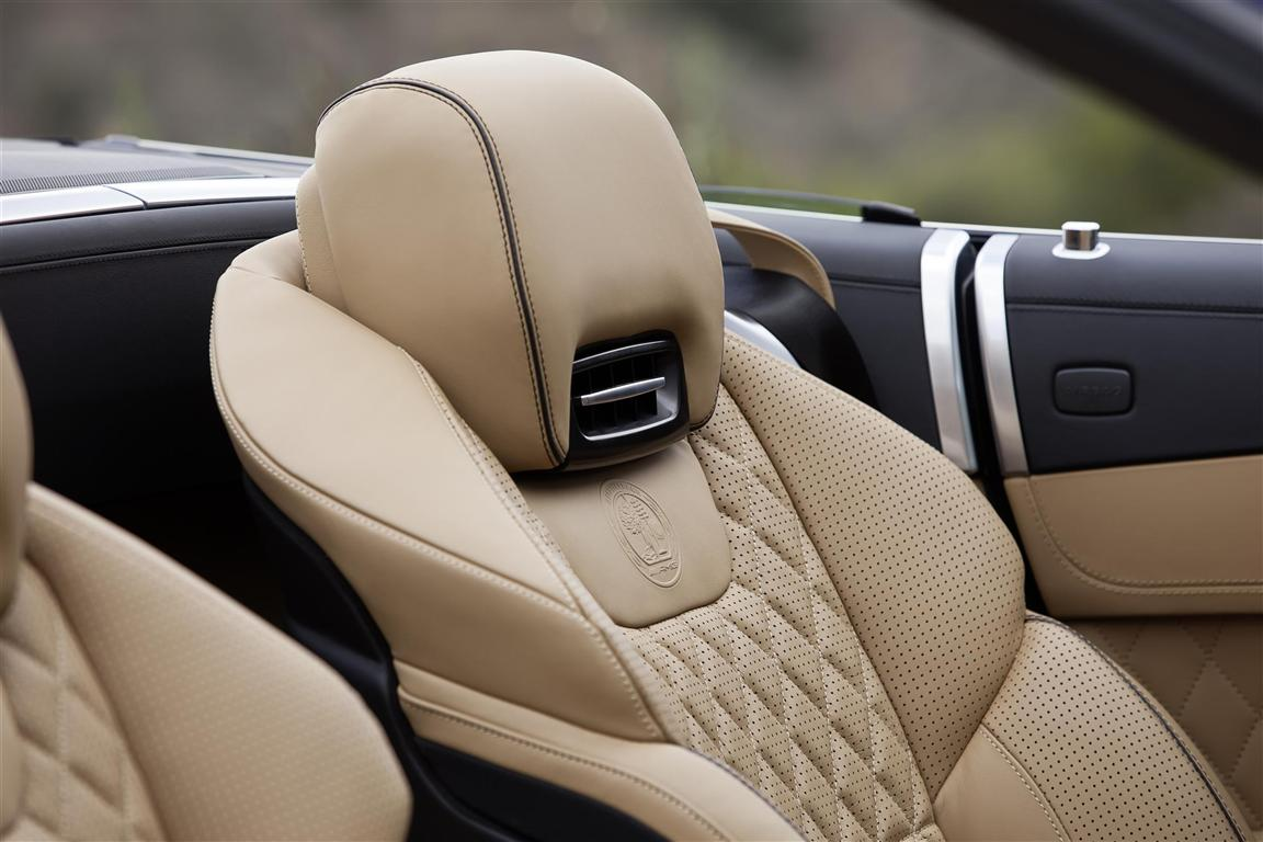 Der neue mercedes benz sl 65 amg mercedes seite for Mercedes benz car seat covers sale
