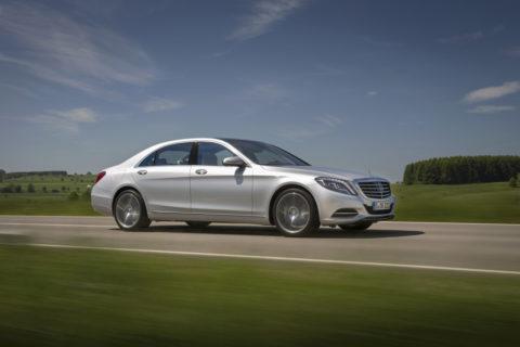 Die Mercedes-Benz S-Klasse ist die meistverkaufte Luxuslimousine der Welt