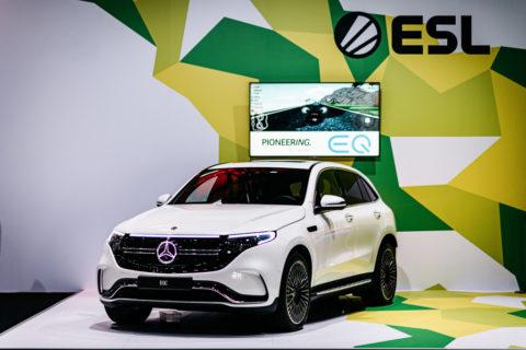 Partnerschaft: Mercedes-Benz steigt bei der DreamLeague und der ESL Academy ein