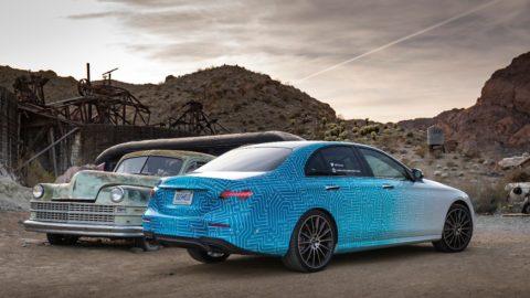 Erlkönig: Die neue Mercedes-Benz E-Klasse