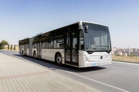 Großauftrag: Daimler Buses verkauft 500 Stadtbusse nach Marokko