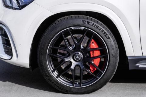 Vereint Eleganz mit kraftvoller Performance: Das neue Mercedes-AMG GLE 63 4MATIC+ Coupé