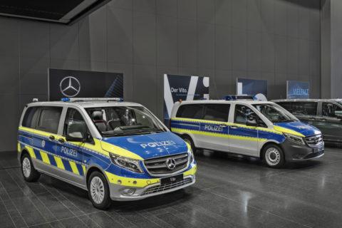 Mit Sicherheit fit für die Zukunft: Mercedes-Benz auf der GPEC 2020