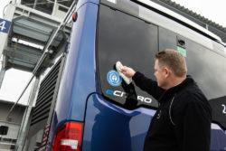 """Ausgezeichnet: Umweltzeichen """"Blauer Engel"""" für den Mercedes-Benz eCitaro"""