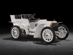 Mercedes-Benz Classic auf der Retro Classics 2020 Foto: Mercedes-Simplex 40 PS aus dem Jahr 1903