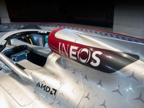 Formel 1: Mercedes-Benz präsentierte den neuen Silberpfeil in London