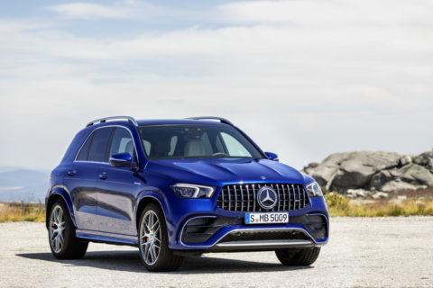 Top-Modelle mit elektrifiziertem V8-Motor ab jetzt bestellbar: Verkaufsstart für neue Mercedes-AMG Performance-SUV
