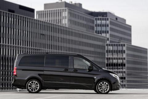 Vorstellung: Der neue Mercedes-Benz Vito und eVito Tourer - Attraktives Upgrade für den Transporter mit Stern Foto: Vito Tourer