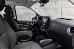 Vorstellung: Der neue Mercedes-Benz Vito und eVito Tourer - Attraktives Upgrade für den Transporter mit Stern Foto: Interieur Vito Tourer