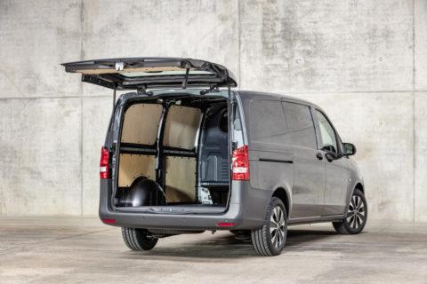 Vorstellung: Der neue Mercedes-Benz Vito und eVito Tourer - Attraktives Upgrade für den Transporter mit Stern Foto:  Vito Kastenwagen