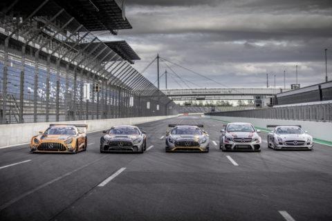 Jubiläum: Zehn Jahre Mercedes-AMG Customer Racing - GT-Erfolge made in Affalterbach