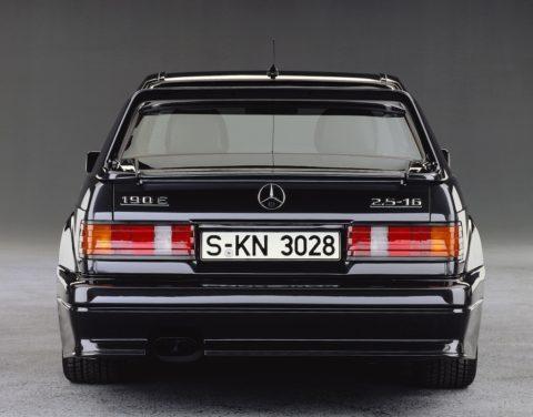 Vor 30 Jahren: Der Mercedes-Benz 190 E 2.5-16 Evolution II feierte Premiere