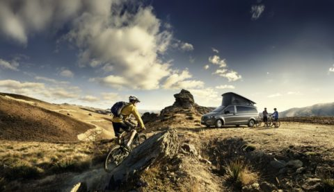 Update für das kompakte Freizeitmobil mit Stern: Der neue Mercedes-Benz Marco Polo ACTIVITY