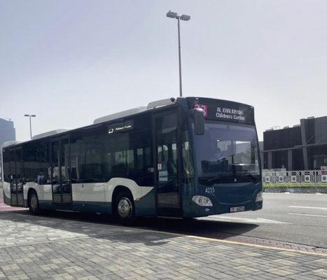 99 Mercedes-Benz Citaro Stadtbusse für den ÖPNV von Abu Dhabi ausgeliefert