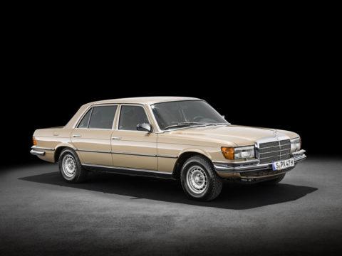 Vor 45 Jahren: Der Mercedes-Benz 450 SEL 6.9 feiert seine Premiere