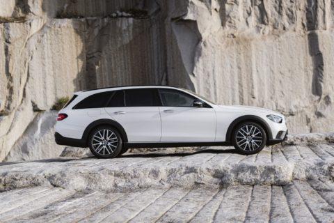 Ab Herbst auch in den USA: Die Mercedes-Benz E-Klasse All-Terrain