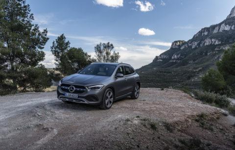 Der neue Mercedes-Benz GLA: Mehr Charakter, mehr Platz, mehr Sicherheit