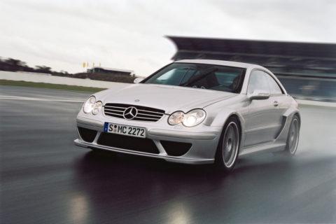 Sportlich-elegante Zweitürer mit großem Flair - Die Mercedes-Benz E-Klasse Coupés und Cabriolets Foto: CLK DTM AMG Coupé (C 209)