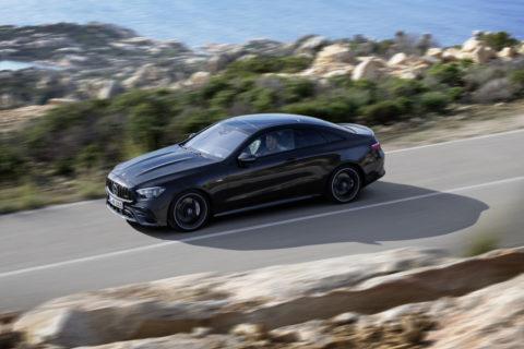 Das neue Mercedes-AMG E 53 4MATIC+ Coupé - Mehr Markenidentität, Sportlichkeit und Individualität