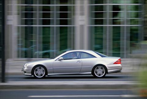 """Vor 20 Jahren: Das Mercedes-Benz CL 55 AMG """"F1 Limited Edition"""" Coupé - Ein Zweiter der Superlative"""